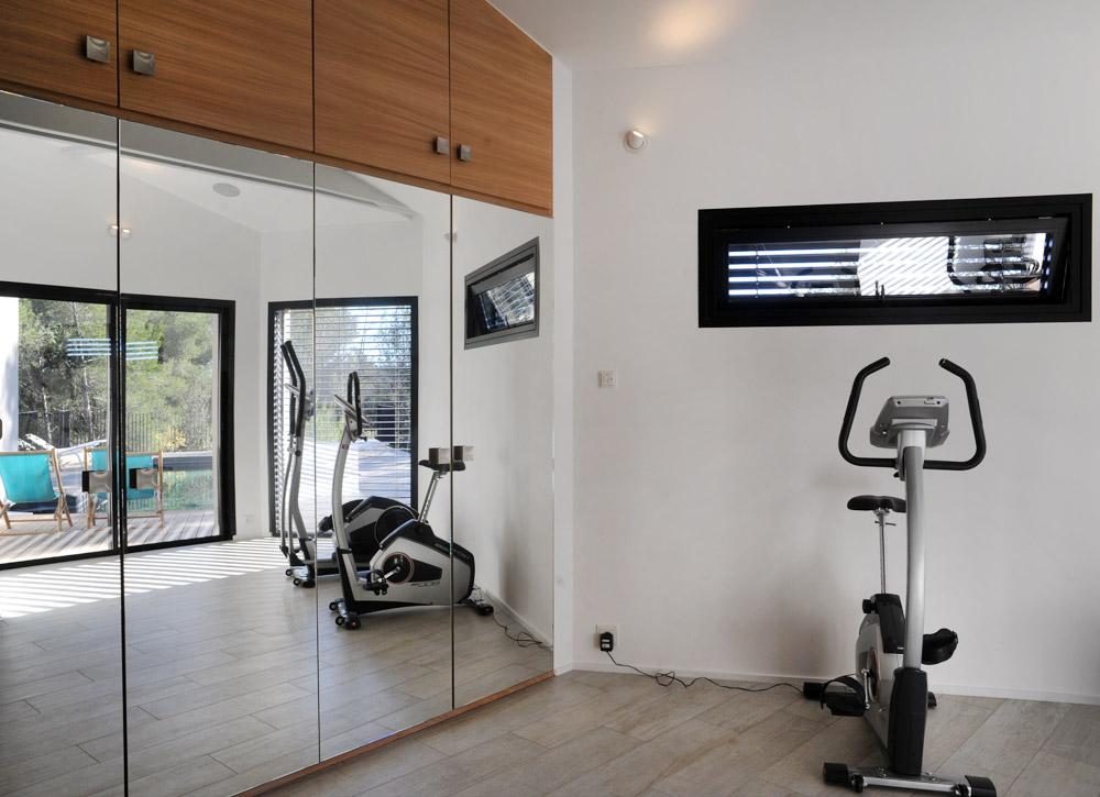 salle de sport design maison perfect with salle de sport design maison free beautiful perfect. Black Bedroom Furniture Sets. Home Design Ideas